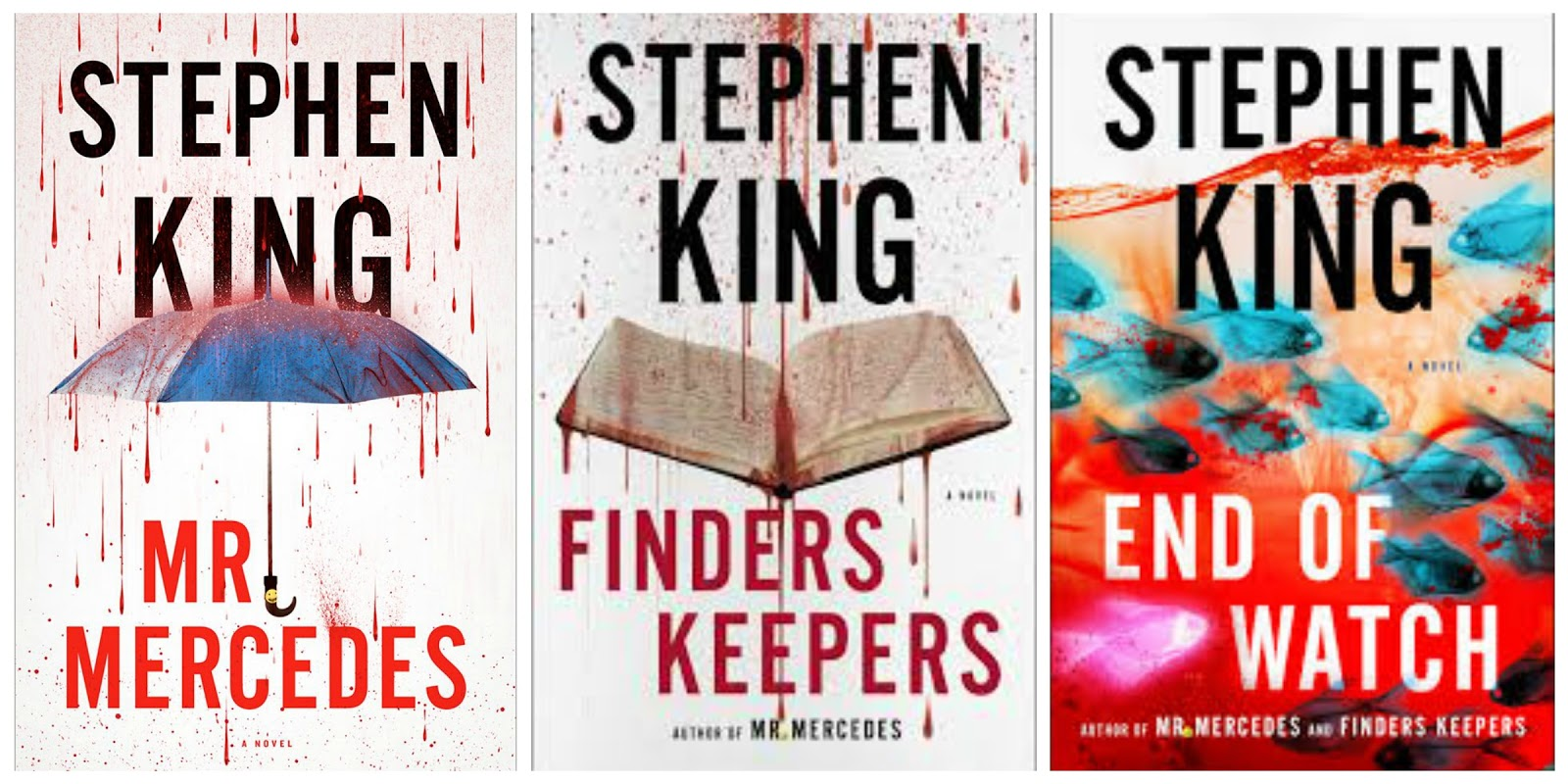 nfp: stephen king bill hodges trilogy   review