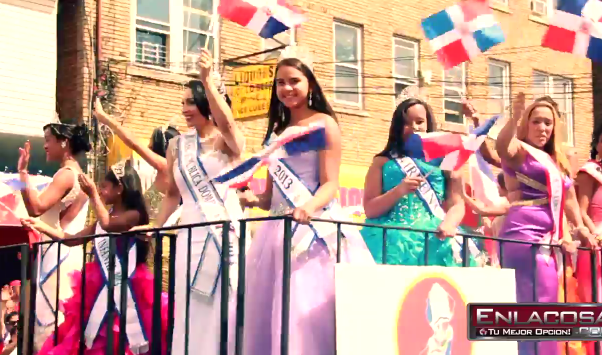 Video: Desfile Dominicano de Paterson, NJ 2013