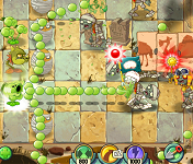 Plants vs  Zombies 2: It's About Time: Plant Food Effects on