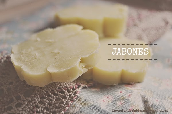 DIY jabones caseros