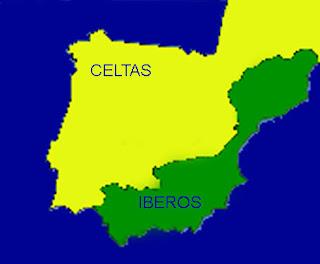 Resultado de imagen de iberos celtas