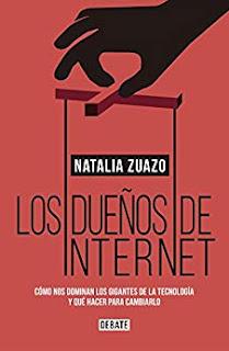 Los dueños de internet- Natalia Zuazo