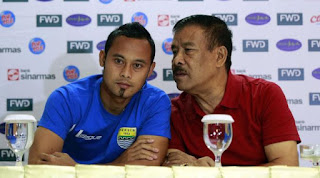 Atep dan Umuh Beda Pendapat Soal Kondisi Persib Bandung