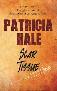 Book Showcase: Scar Tissue by Patricia Hale