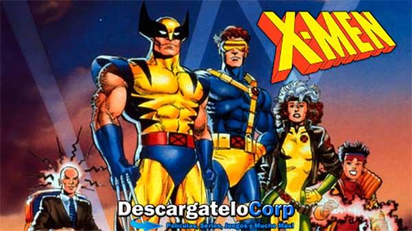X-Men Serie Completa 1992 DVDRip Latino