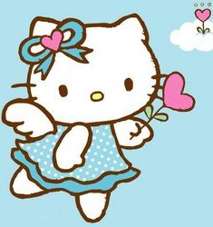 gambar hello kitty 13