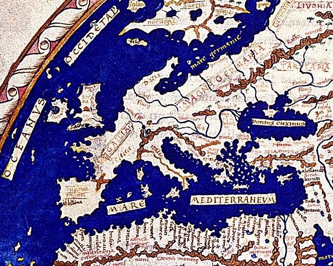 Gaul World Map.Amadis Of Gaul Chapter 72 Part 2 Of 2