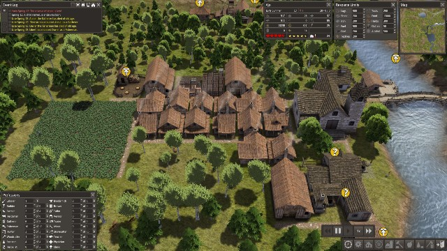 Download Banished PC Gameplay