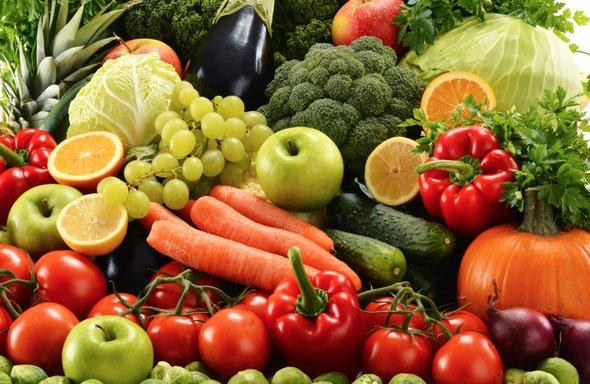 Consumul de fructe si legume contribuie la starea psihica de optimism