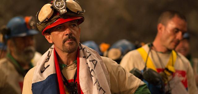 Povestea adevărată a celor 33 de mineri din Chile, o poveste de rezistență, de transformare personală și de triumf al spiritului uman.
