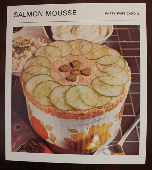 The Women's Weekly 1967 recipe box is full of vintage gems!