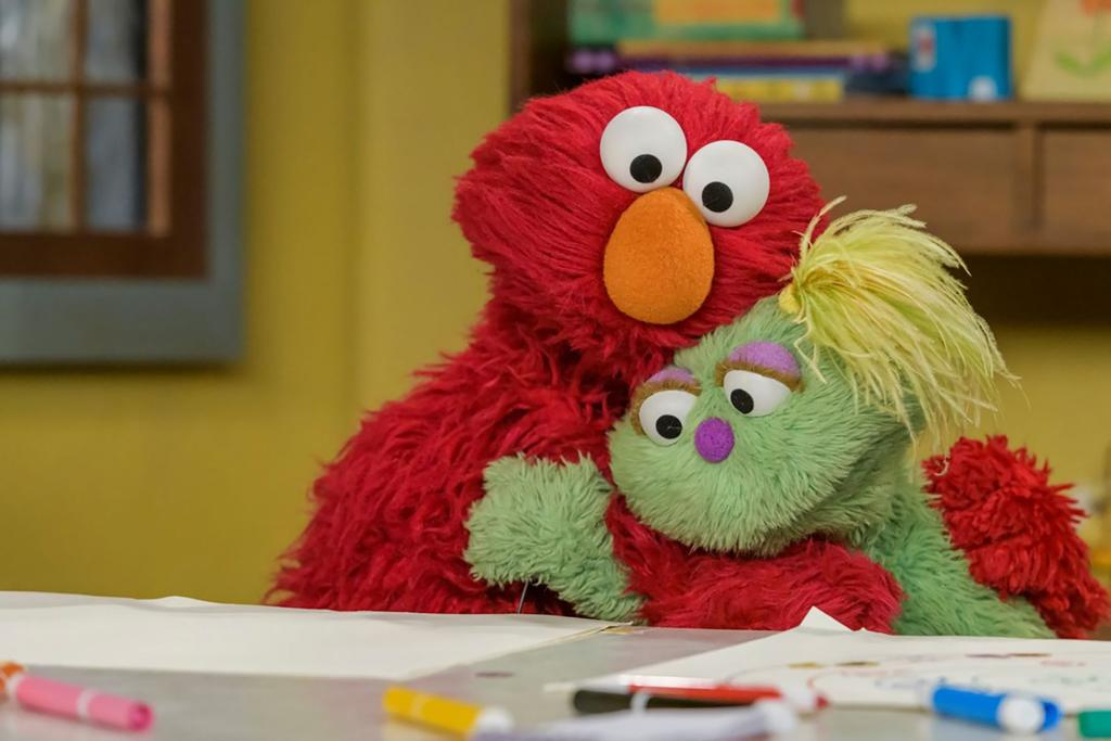 Sesame Street Introduced A Muppet Whose Mom Is Addicted To Opiates