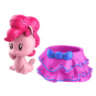 MLP Blind Bags, Confetti  Pinkie Pie Seapony Cutie Mark Crew Figure