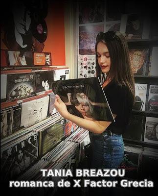 Wiki TANIA Breazou romanca de X Factor Grecia