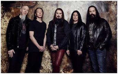 Gambar Model Jaket Kulit Personil Dream Theater