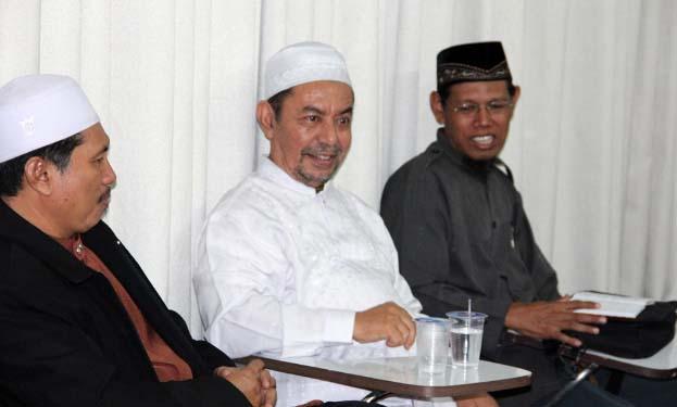 Majelis Mujahidin Tantang Debat Pihak Yang Kontra Pernyataan Egy Sujana Tentang Konsep Ketuhanan YME