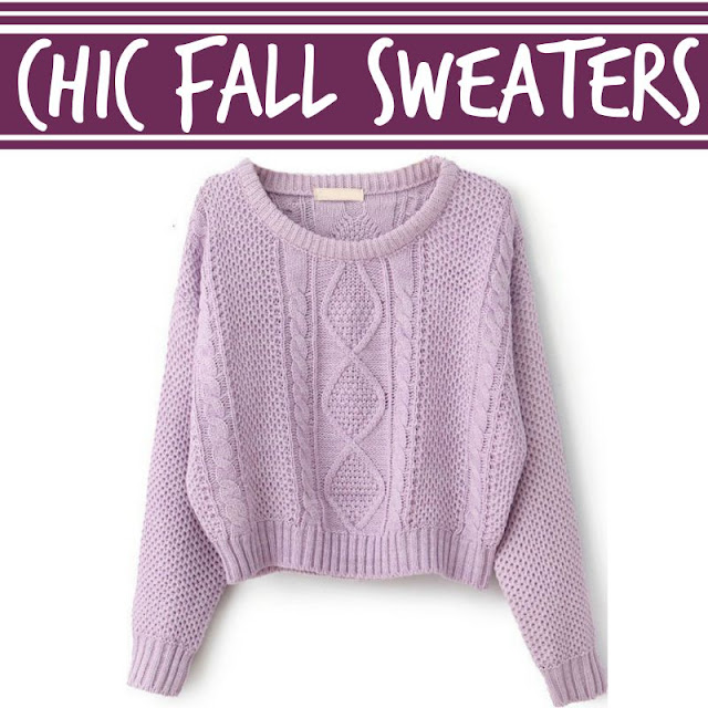 Chic Fall Sweaters  via  www.productreviewmom.com