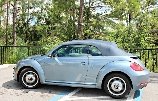 VW Denim Beetle