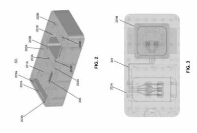 Facebook smartphone patent