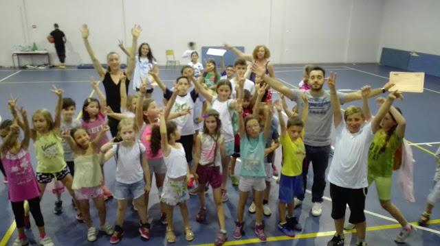 Άθληση και χαρά στα ΚΔΑΠ του Δήμου Λαρισαίων