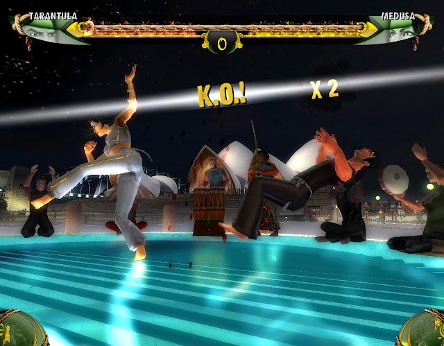 Martial Arts Capoeira PC Game Free Full Version