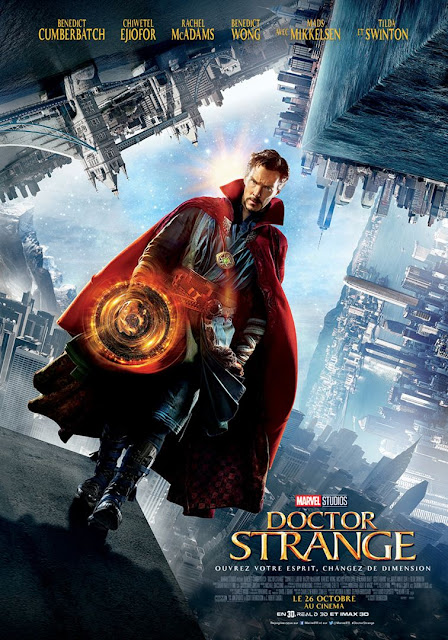Film Doctor Strange L'Agenda Mensuel - Octobre 2016