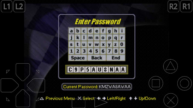 cara password nascar rumble