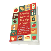 seriously useful book on cooking leftovers