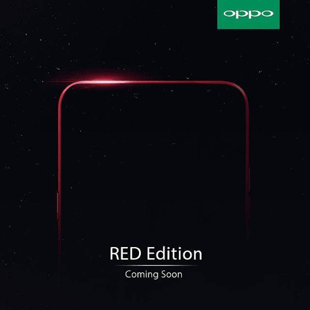OPPO F3 Red Edition Announced, Launching August 12