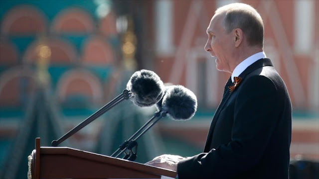 Putin, preocupado por salida de EEUU del acuerdo nuclear con Irán