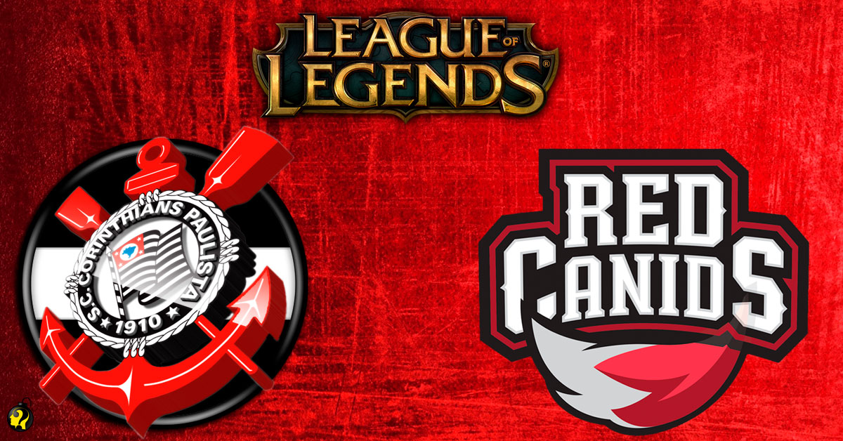 Corinthians oficializa parceria com Red Canids nos esports