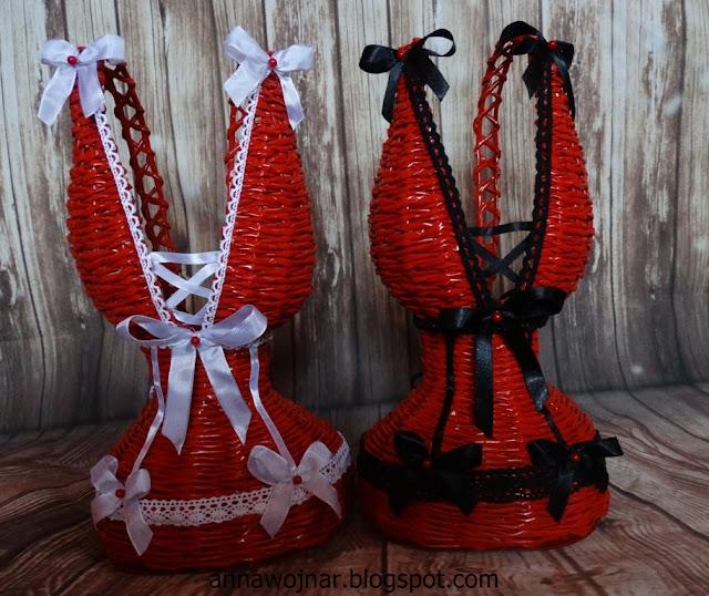 Czerwony z czarnym czy czerwony z białym? :)