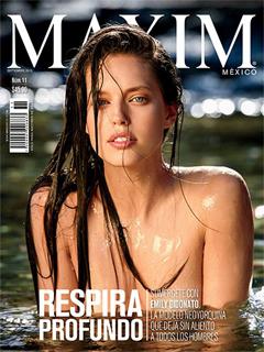 Revista Maxim Mexico-Septiembre 2015 PDF Digital