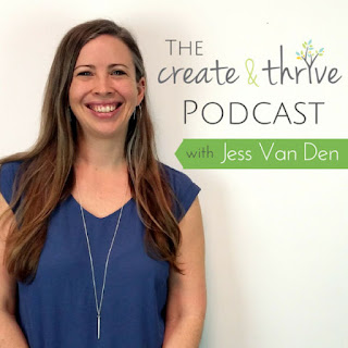 The Create And Thrive Podcast