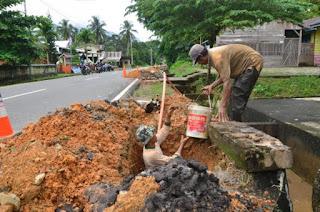 41 desa Banyuwangi dipasang fiber optik.