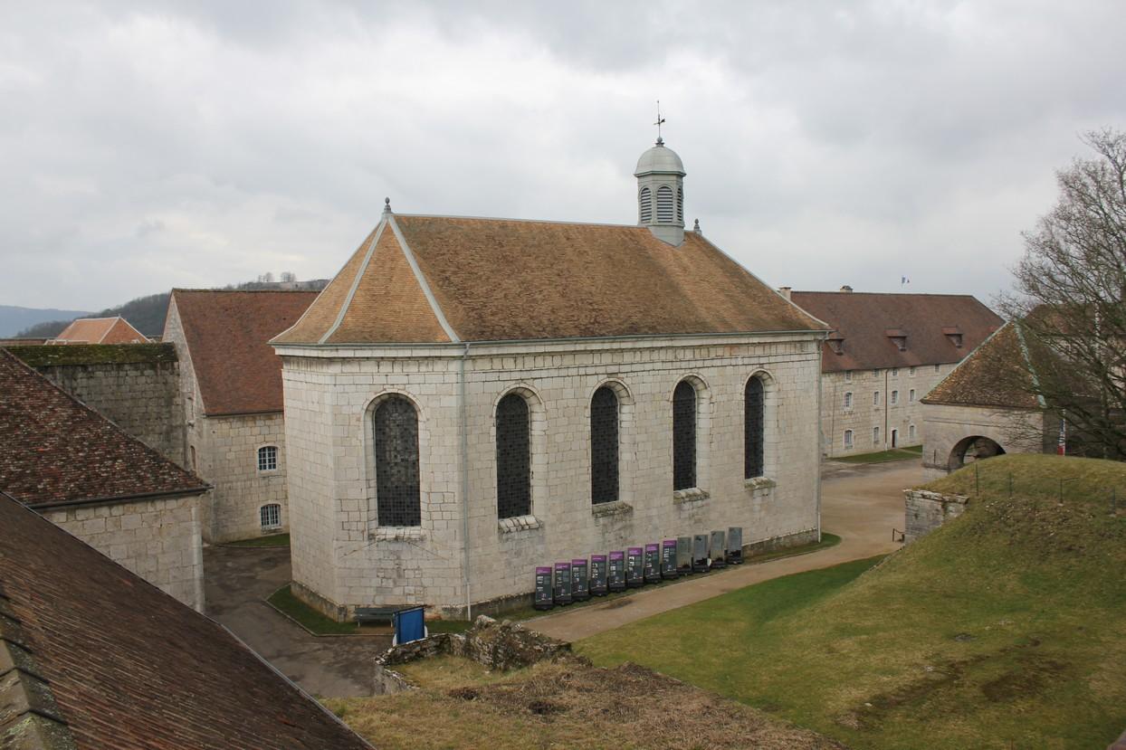 Photos d 39 eglises besancon 25 chapelle saint etienne for 25 besancon