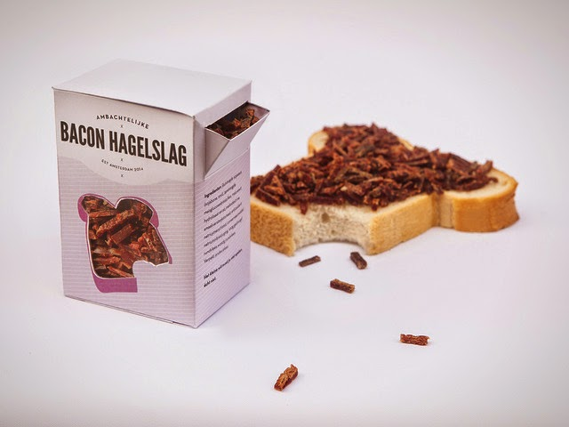 Bacon hagelslag