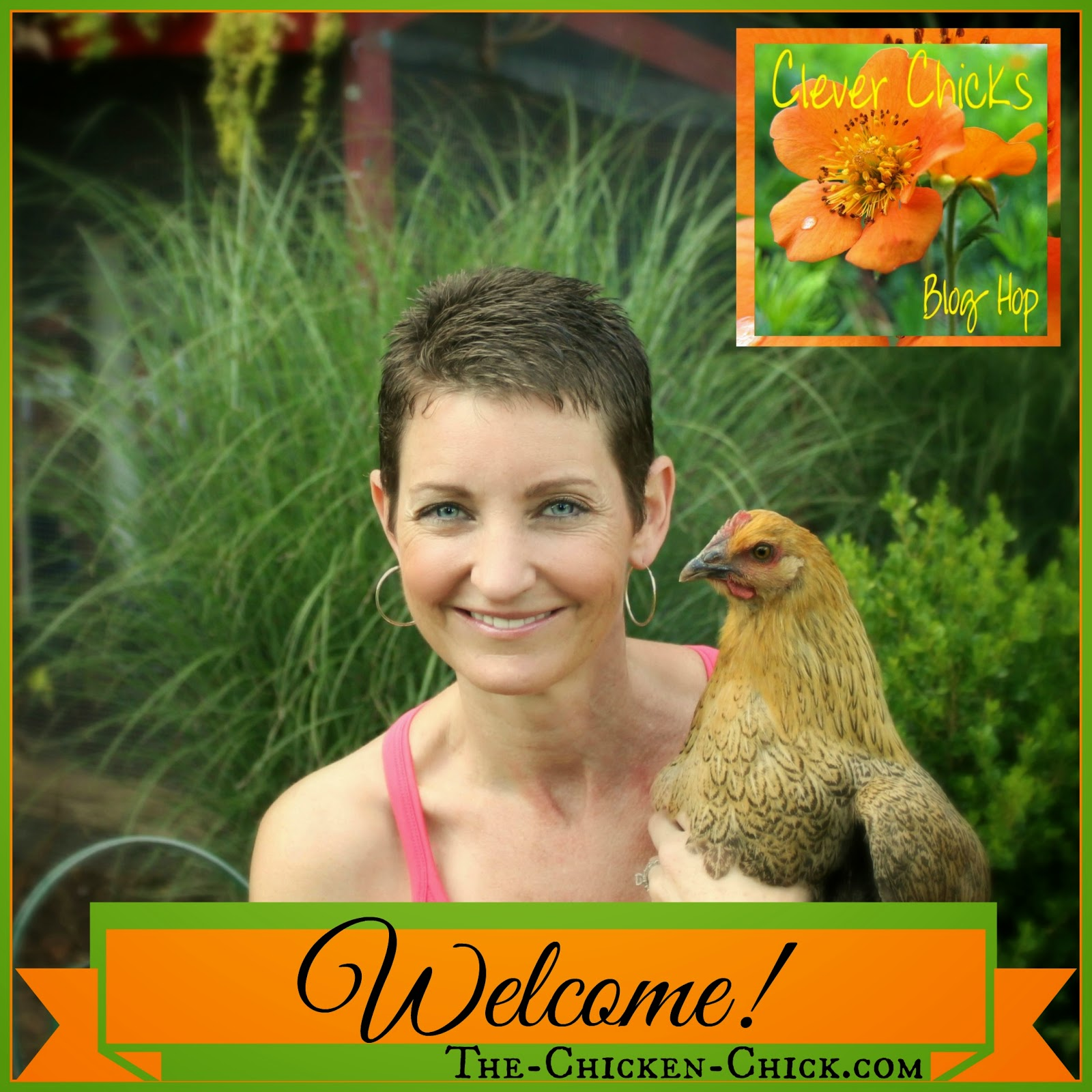 Welcome to the Clever Chicks Blog Hop at The-Chicken-Chick.com!
