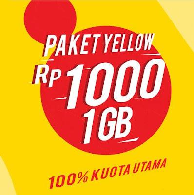 Apa Itu Paket Yellow Indosat dan Bagaimana Cara Daftarnya