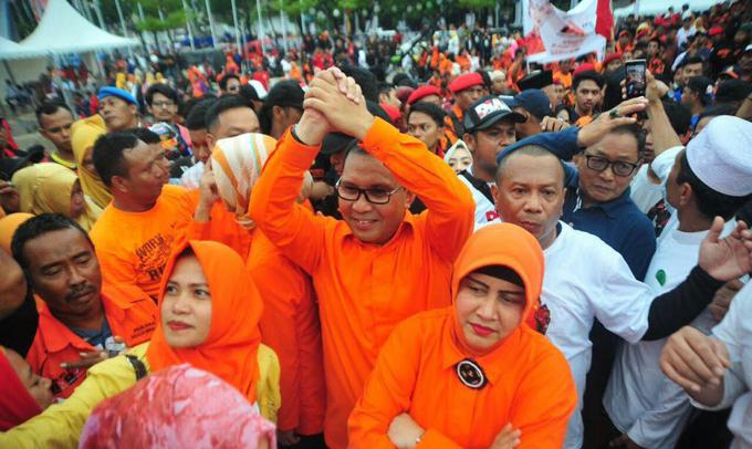 Pastikan Daftar di KPU Makassar, Begini Konsep DIAmi