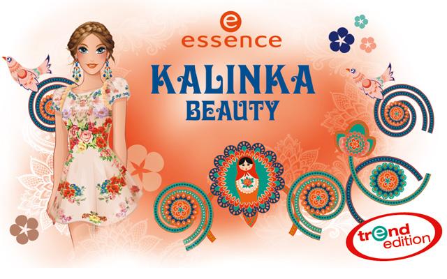 Essence KALINKA BEAUTY - edycja limitowana
