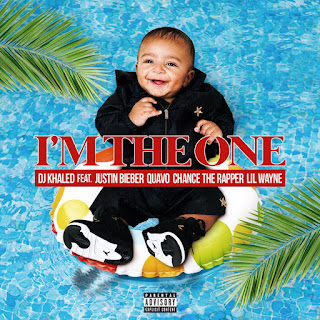 Lirik Justin Bieber ft. DJ Khalid - I'm The One