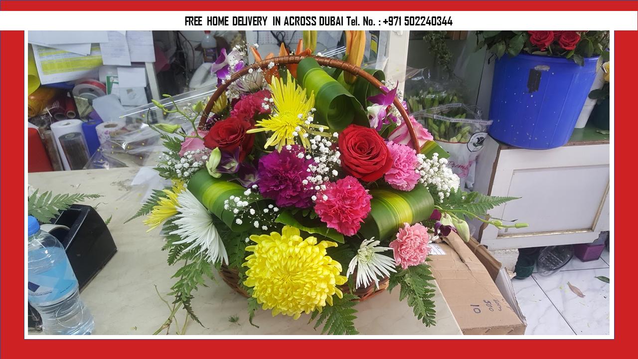 Dubai Flower Delivery
