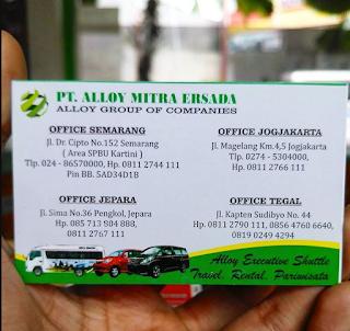 Kantor Alloy Travel Bandung