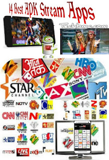 14 Best free tv streaming apk apps
