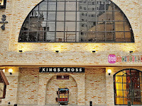 King's Cross 9 ¾ Harry Potter Cafe in Hongdae, Seoul