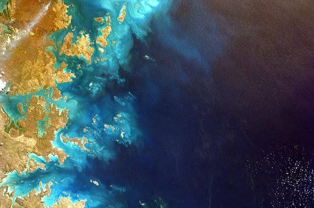 自然界はシンプルな法則で成り立っている?フラクタルとは?【o】 海岸線