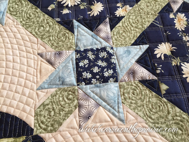 http://carrieontheprairie.blogspot.ca/2017/04/bevs-star-medallion-quilt.html
