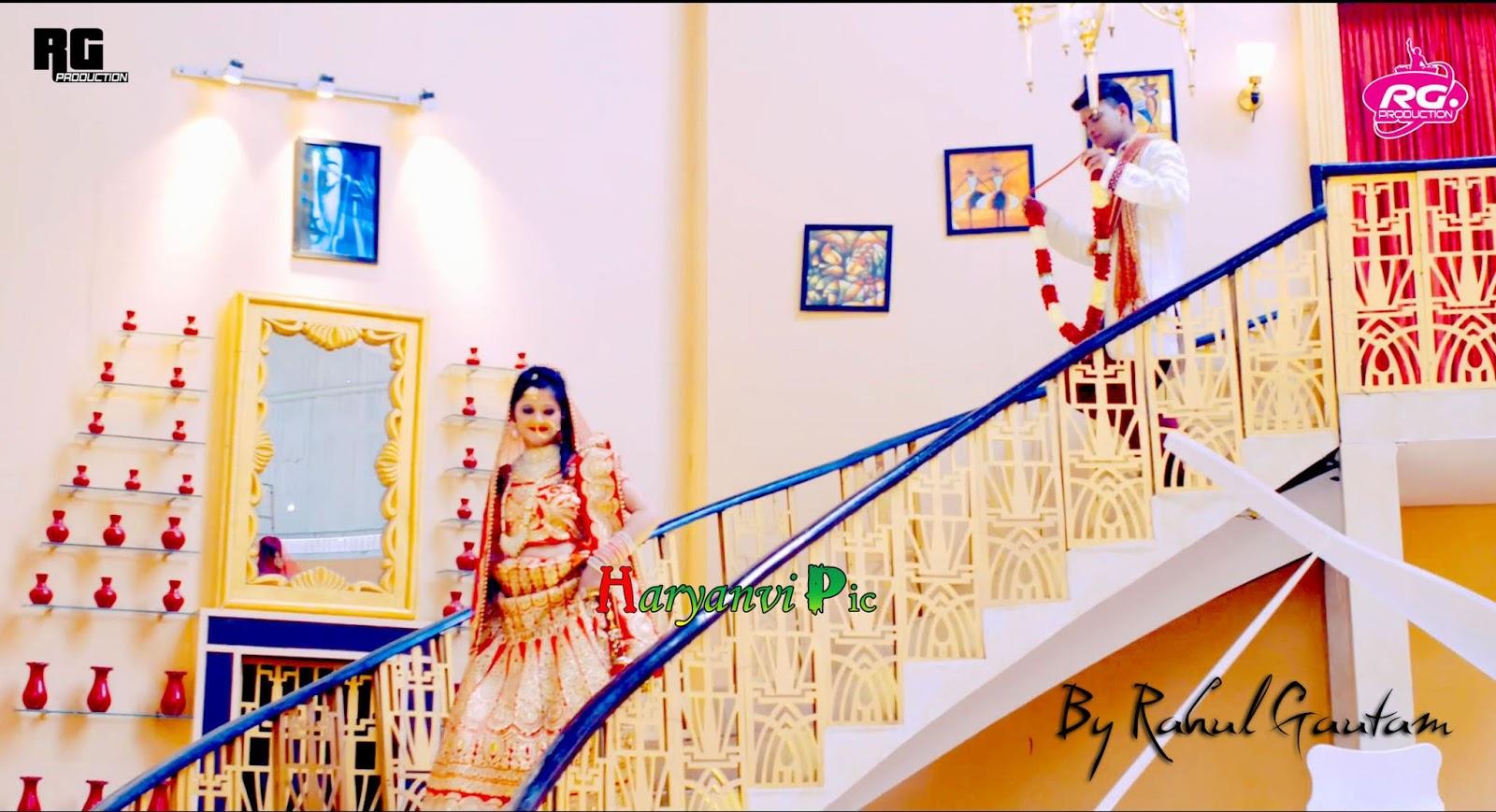 Anjali Raghav - Banadi Song Full Hd Wallpaper 12