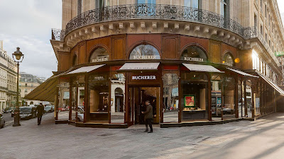 Bucherer Shop
